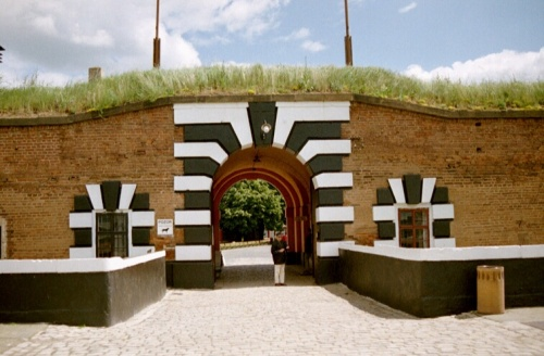 The Gates of Terezin